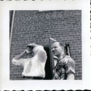 My father and grandfather, looking forward to 1951?